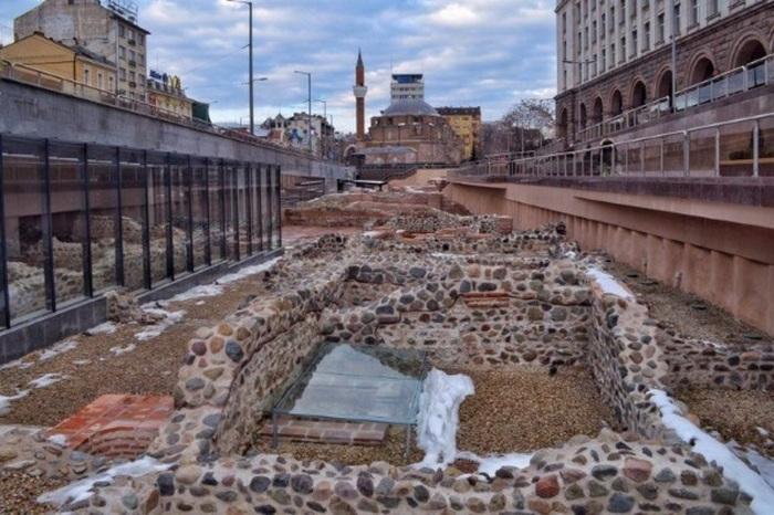 Античен комплекс Сердика, София